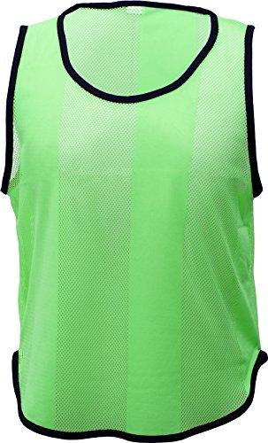 Cawila Kennzeichnungshemd Trainingsleibchen ohne Logo, Grün, Senior, 00280205