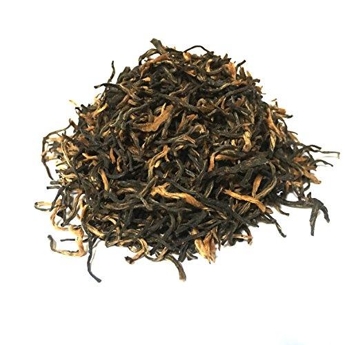 Bamboo Tea House Golden Monkey Black Tea (4 Ounce Bag)