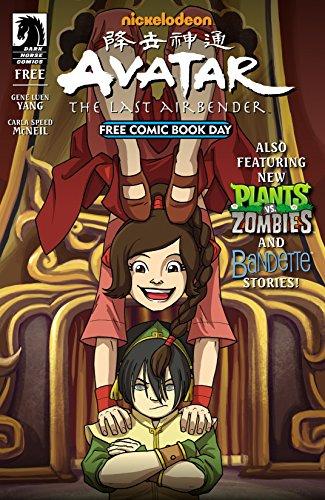 Free Comic Book Day 2014: All Ages #4 (Dark Horse FCBD)