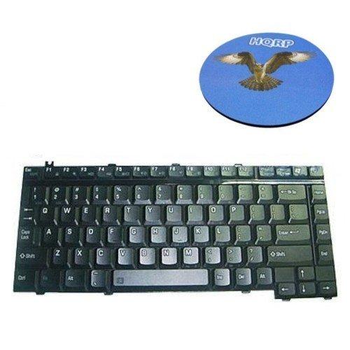 Amazon.com: HQRP Laptop Keyboard for Toshiba Satellite M35X-S109