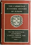 Cambridge Economic History of Europe, , 0521215900