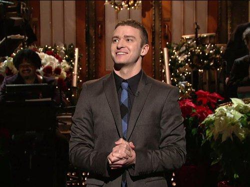 Justin Timberlake - December 16, 2006 (Edited - Snl Gifts Christmas