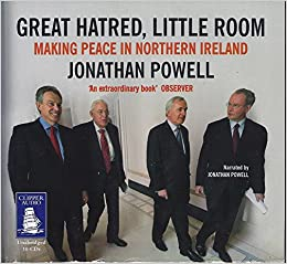 Great Hatred, Little Room (Complete and Unabridged on 10 CDs)