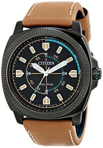 Citizen BJ6475 00E Drive Stainless Leather