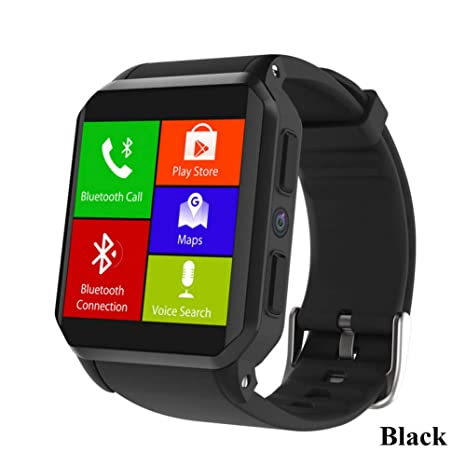 ZCPWJS Pulsera Inteligente KW06 Smart Watch IP68 a Prueba de ...