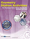 Common Core State Standards Station Activities Geometry, Revised Edition