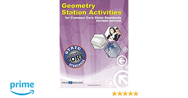 Amazon.com: Common Core State Standards Station Activities ...