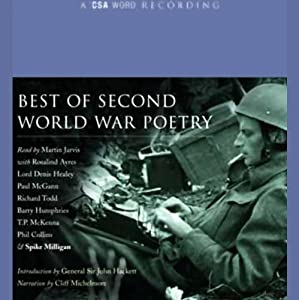 Best of Second World War Poetry Audiobook
