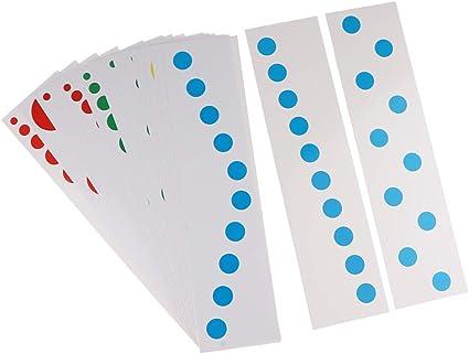 Juguete Sensorial Flash Card Aprendizaje Montessori de Juegos Matemáticos para Niños (Geometría) - Cilindrico colorato: Amazon.es: Ropa y accesorios