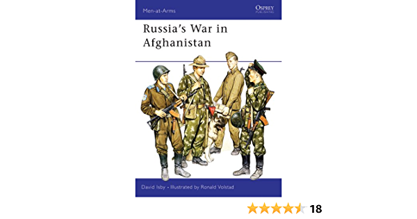 Russias War in Afghanistan (Men-at-Arms Book 178) (English Edition)