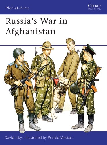 Russia's War in Afghanistan (Men-at-Arms Book 178) (English Edition) por [Isby, David]