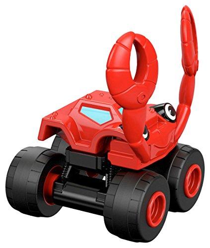 Fisher-Price Nickelodeon Blaze & The Monster Machines, Crab Truck (Blaze And The Monster Machines Pickle Power)