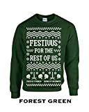 Festivus For the Rest of Us Adult Crew Sweatshirt