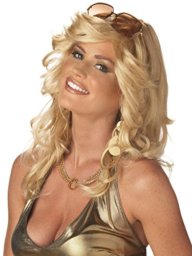 California Costumes Discorama Mama Wig ()