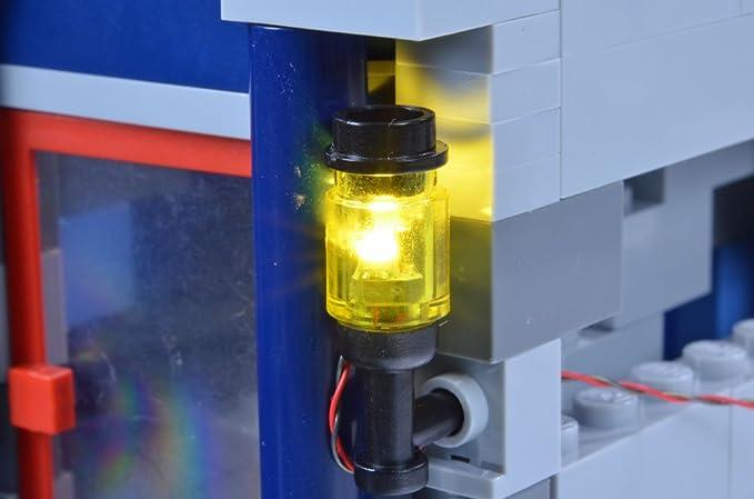 lego lighting. Brickstuff Pico LED Light Board Starter Kit Lights For Lego Building Models And Figures \u2013 Lamps Lighting I