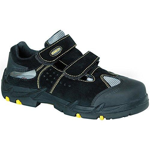 Mascot F0017-903-0907-1141 Changtse Chaussures de sécurité Taille W11/41 Noir/Jaune