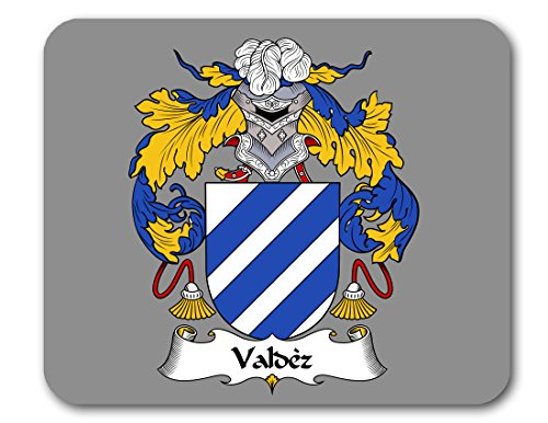 Valdez Arm - Valdez Coat of Arms Mousepad