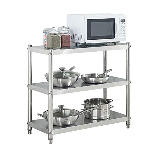 PENGFEI Estante De Cocina Multifuncional De Pie Horno ...
