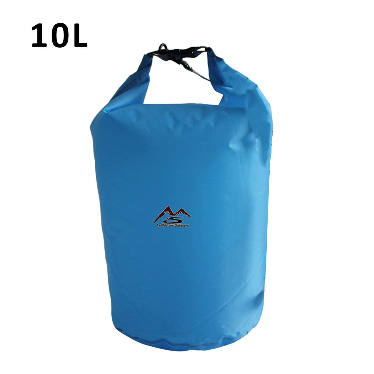Ballylelly Sacca Impermeabile da Esterno 10L 20L Sacca per Sacchi a Secco Sacche Impermeabili galleggianti Impermeabili per la Pesca in Barca Rafting Nuoto