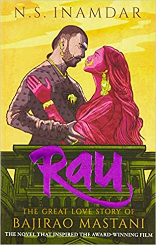 Buy Rau: The Great Love Story of Bajirao Mastani Book Online