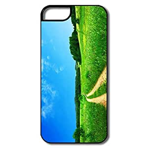 Customize Love Silicone Landscape IPhone 5/5s Case For Him