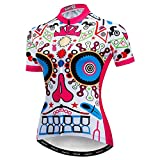 weimo Cycling Jersey Short Sleeve Women's Biking Shirt