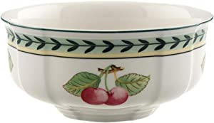 Villeroy & Boch French Garden Fleurence Soup/Cereal Bowl