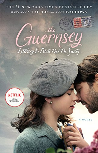 Image result for the guernsey literary and potato peel pie society book cover
