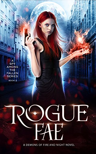 Rogue Fae (A Spy Among the Fallen Book 3) cover