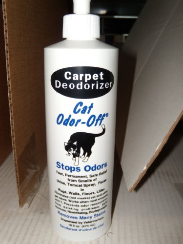 Cat-Odor Off 16oz, My Pet Supplies