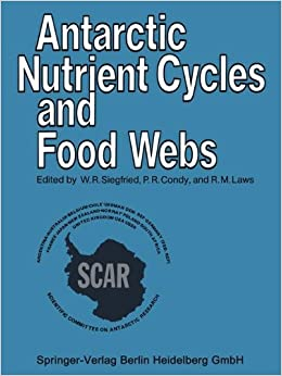 Book Antarctic Nutrient Cycles and Food Webs