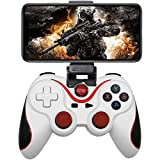 Game Controller for iPhone Android, Megadream Wireless Key Mapping Gamepad Joystick Perfect for PUBG & Fotnite & More, Compatible for iOS Android iPad Samsung Galaxy Other Phone - No Simulator Needed