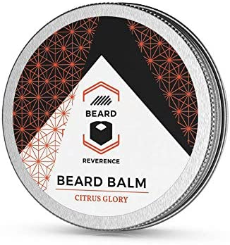 Citrus Beard Enhanced Argan Jojoba