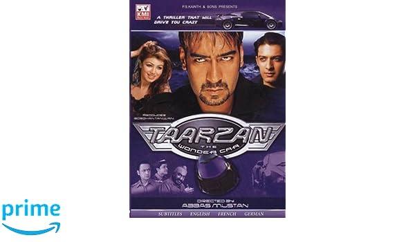 Amazon Com Taarzan The Wonder Car 2004 Hindi Film Bollywood