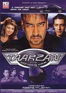 Taarzan - The Wonder Car (2004) (Hindi Film / Bollywood Movie / Indian Cinema DVD)