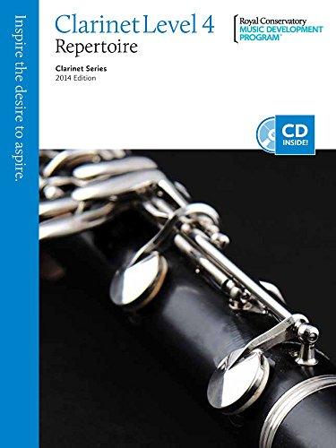 Clarinet Repertoire 4