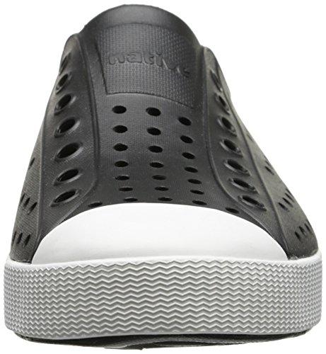 Der Jefferson-Wasser-Schuh der gebürtigen Männer Jiffy Schwarz / Shell Weiß