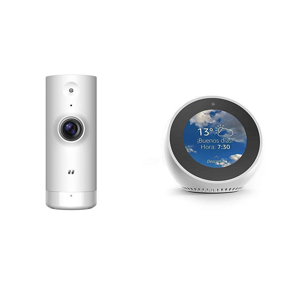 D-Link DCS-936L - Cá mara HD WiFi videovigilancia (IP con micró fono y visió n Nocturna, Ranura microSD, Compatible con App mydlink - iOS y Android) D-Link DCS-936L - Cámara HD WiFi videovigilancia (IP con micrófono y visión Nocturna