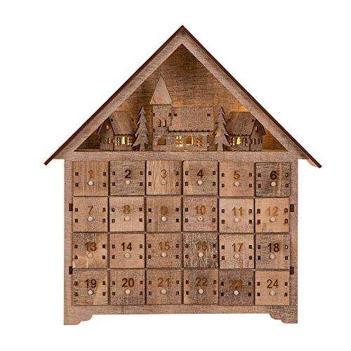 Wooden Advent Calendar - 8