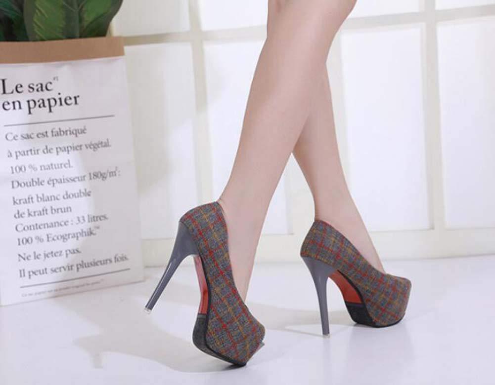 Mamrar 13Cm Stiletto Pumpe Pumpe Pumpe Peep Toe High Heels Frauen Sexy 5Cm Plattform Gitter Party Kleid Schuhe OL Court schuhe EU Größe 34-39 a02dc0