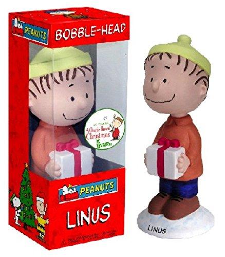 Immagini Natale Linus.Peanuts Linus Natale Bobble Head Pvc 15cm Di Funko Amazon It