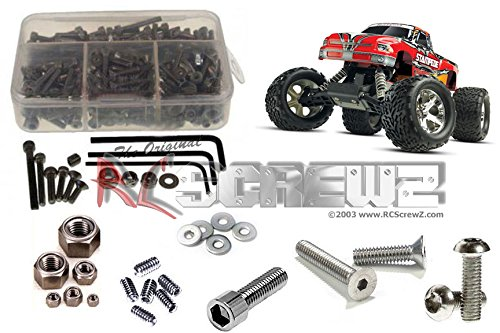 RC Screwz Traxxas Stampede, New Version, Screw Set