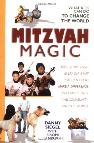 Download Mitzvah Magic ebook