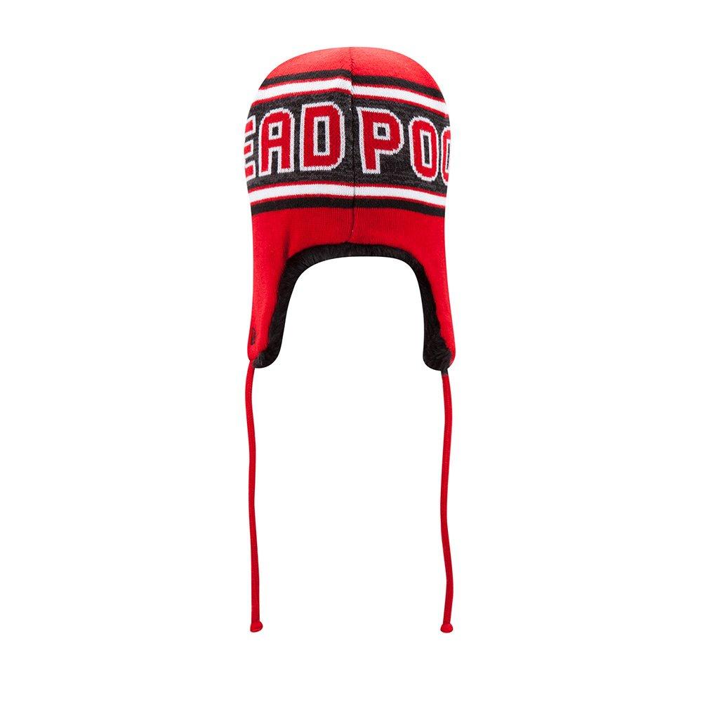 New Era Deadpool Wordtrap Mens Trapper Hat