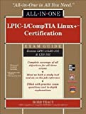 img - for LPIC-1/CompTIA Linux+ Certification All-in-One Exam Guide (Exams LPIC-1/LX0-101 & LX0-102) Har/Cdr Edition by Tracy, Robb H. published by McGraw-Hill Osborne (2011) book / textbook / text book
