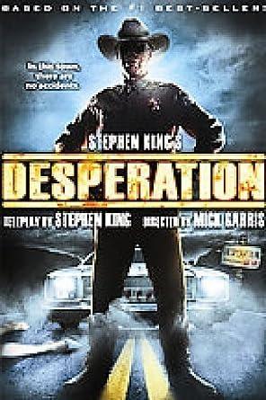 Stephen Kings Desperation [Reino Unido] [DVD]: Amazon.es ...