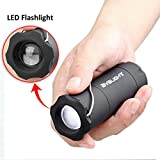 BYB-Portable-2-in-1-LED-Camping-Lantern-and-Flashlight-with-3-Modes-High-Output-Bright-for-Hiking-Camping-and-Emergencies