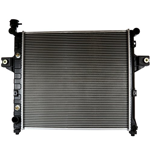 00 jeep grand cherokee radiator - 2