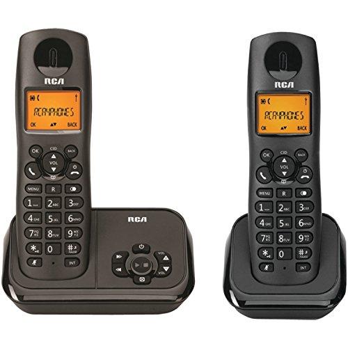 RCA 2162 2BKGA Handset Cordless Phone