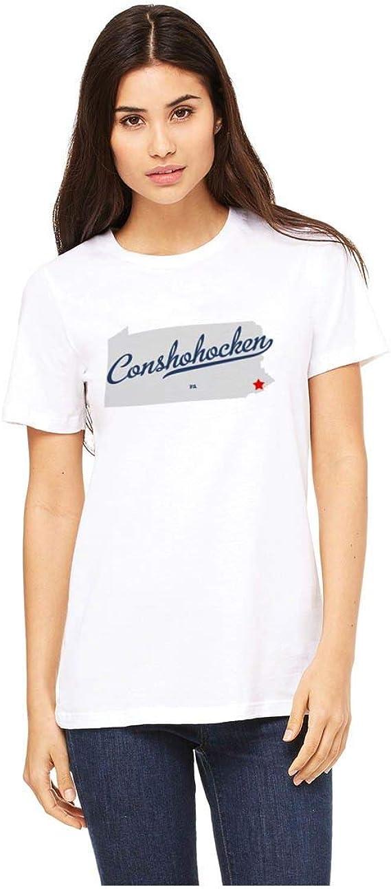 Conshohocken Pennsylvania PA T-Shirt EST